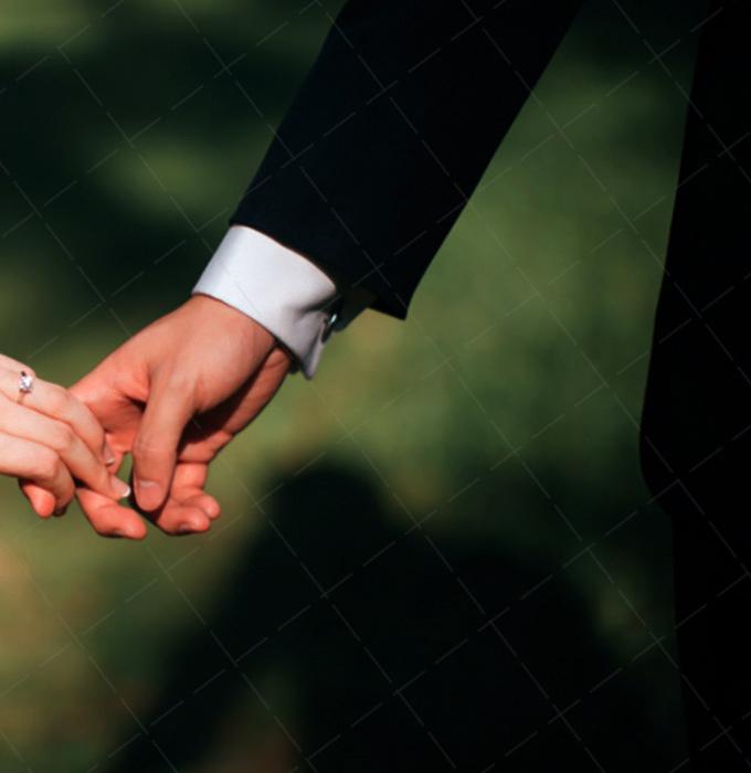 浪漫婚纱照应该怎样拍呢?(图1)
