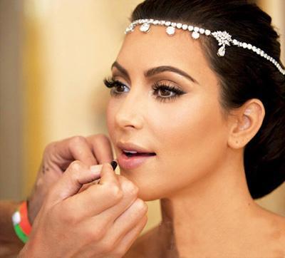 结婚跟妆,打造完美新娘(二)