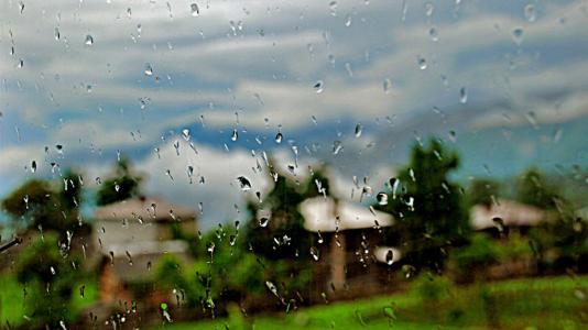 摄影技巧——阴雨天拍照!