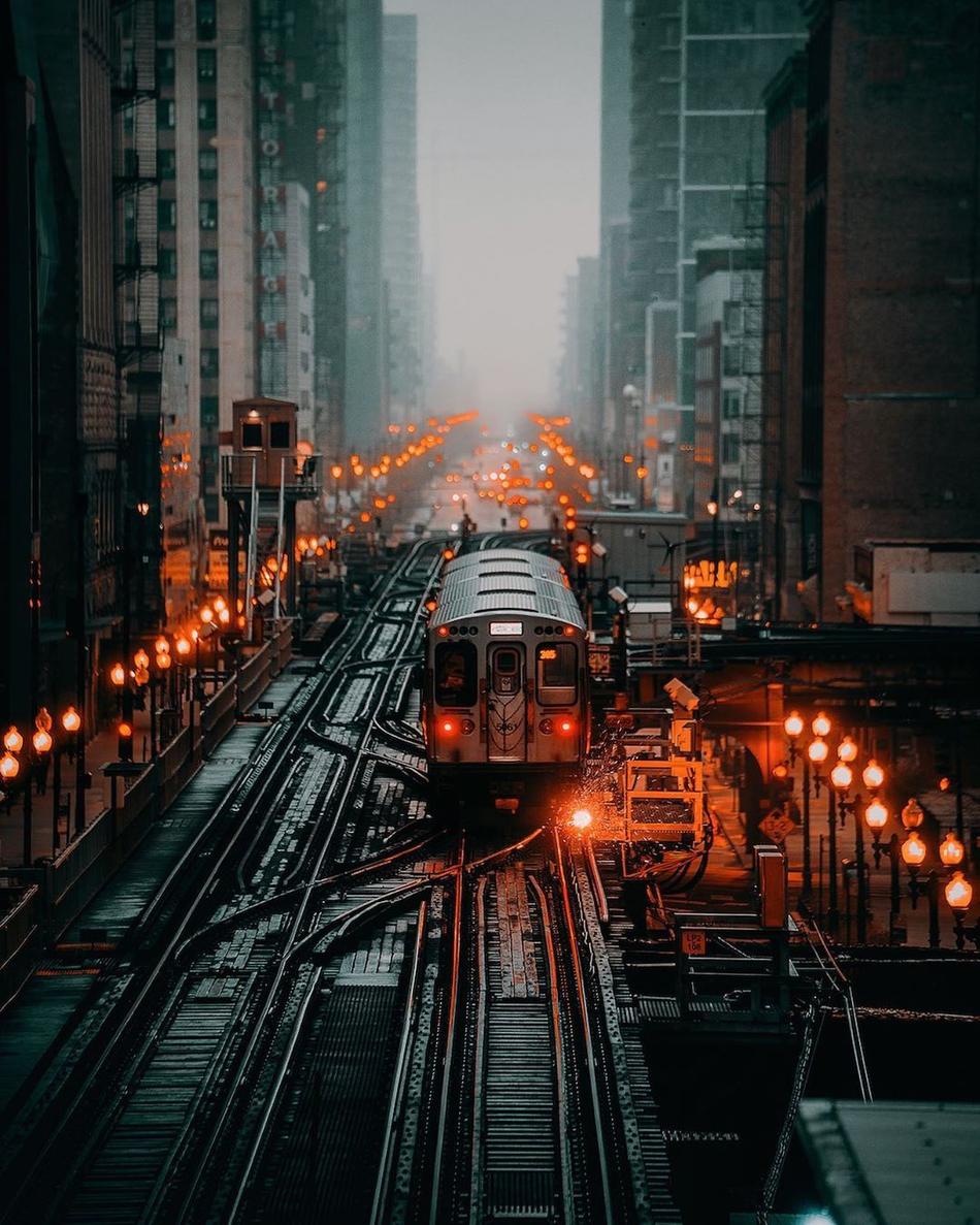 現代與復古的碰撞 芝加哥的懷舊風都市