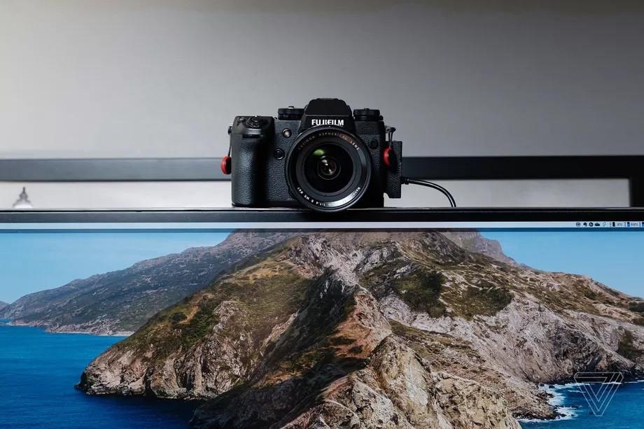 富士为Mac平台推出软件对象 将微单作为摄像头
