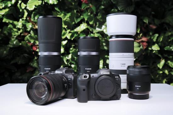 佳能EOS R5和R6抢先体验 你该pick哪一台?
