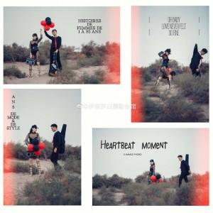 ins沙漠旅拍风