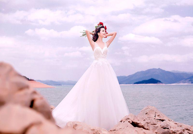 结婚跟妆,打造完美新娘