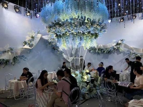 大数据:结婚消费调查统计,中国婚博会上海站