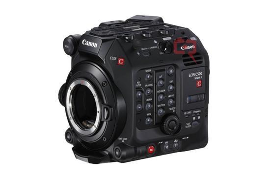 佳能C500 Mark II電影機外觀和參數曝光