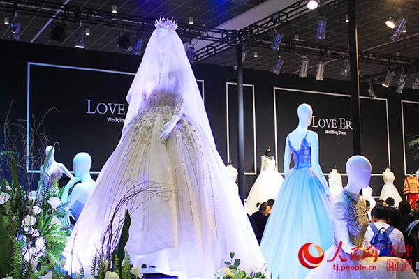 品质代替价格,个性化定制成婚礼消费主流 | 中国婚博会天津站