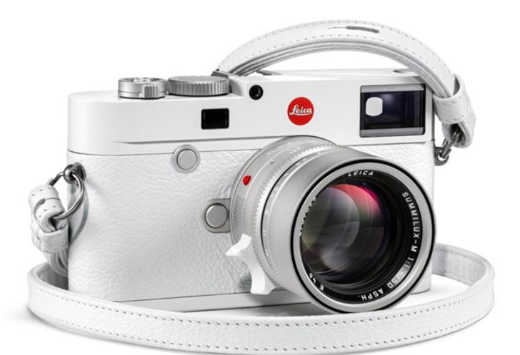 徕卡发布M10-P白色限量版套装:售价约11万元