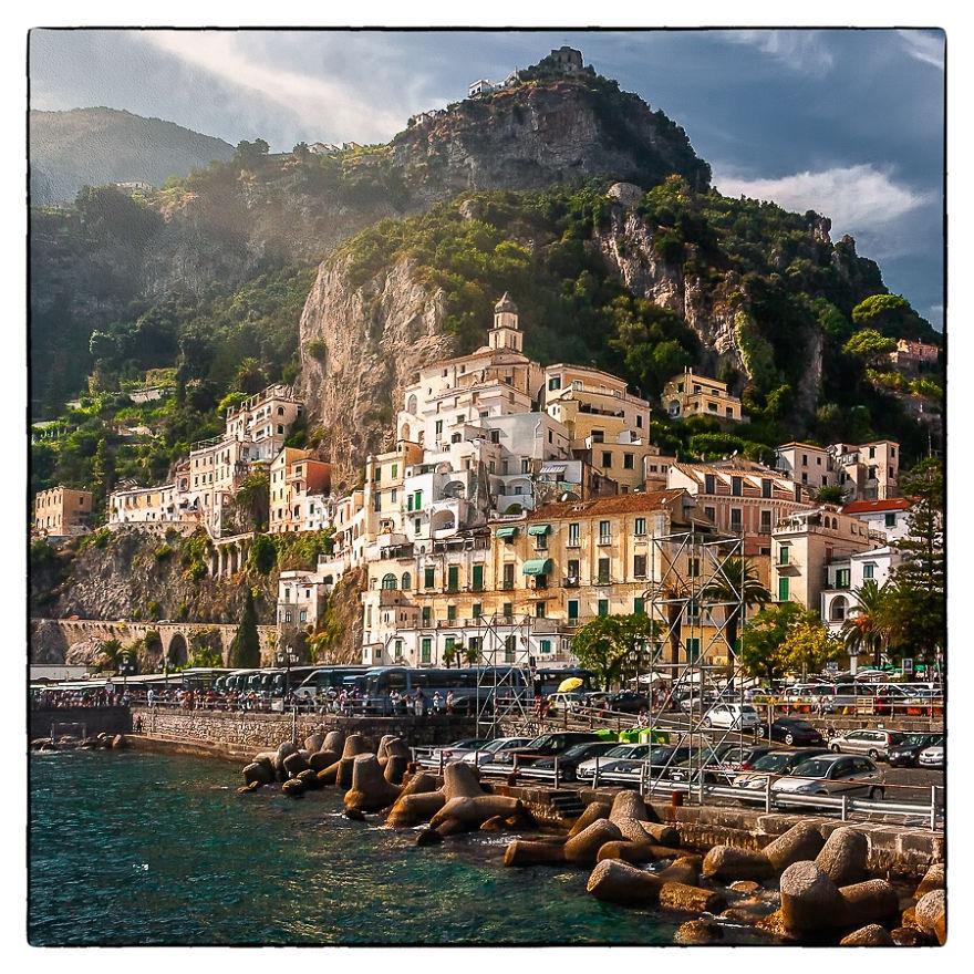 4日穿梭歐洲5國 一路美景不斷的美妙假期