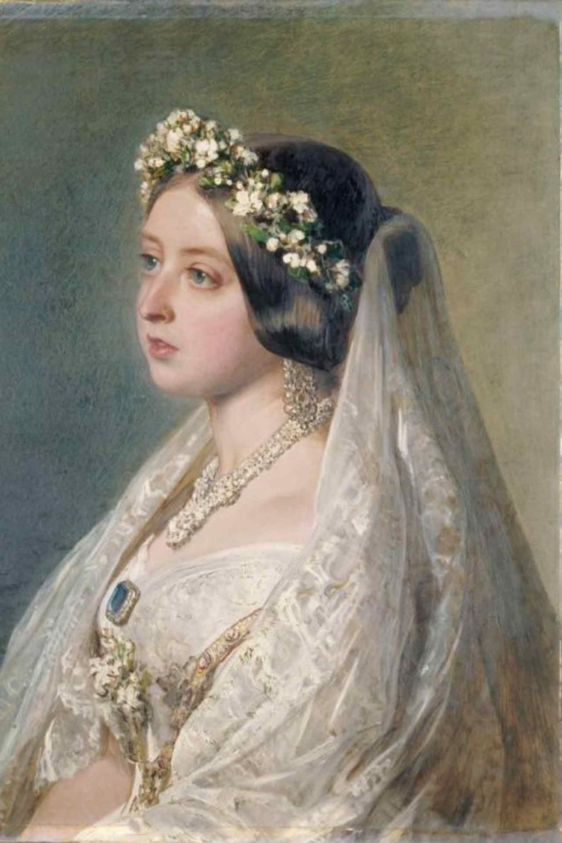 為什么結婚要穿白色婚紗?