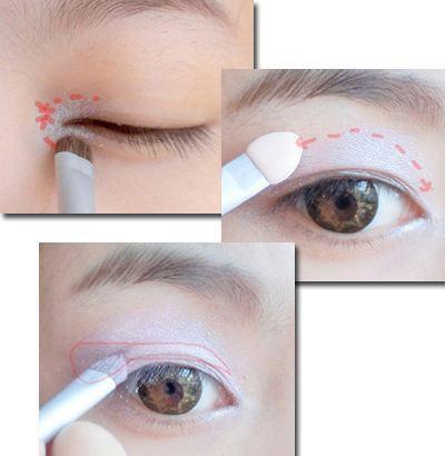 2020 化妆步骤初学者,简单的化妆技巧
