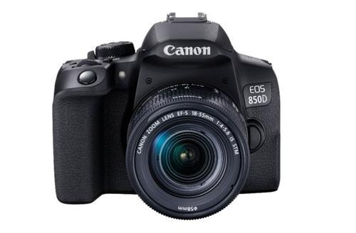 多方位升級 佳能發布數碼單反相機EOS 850D