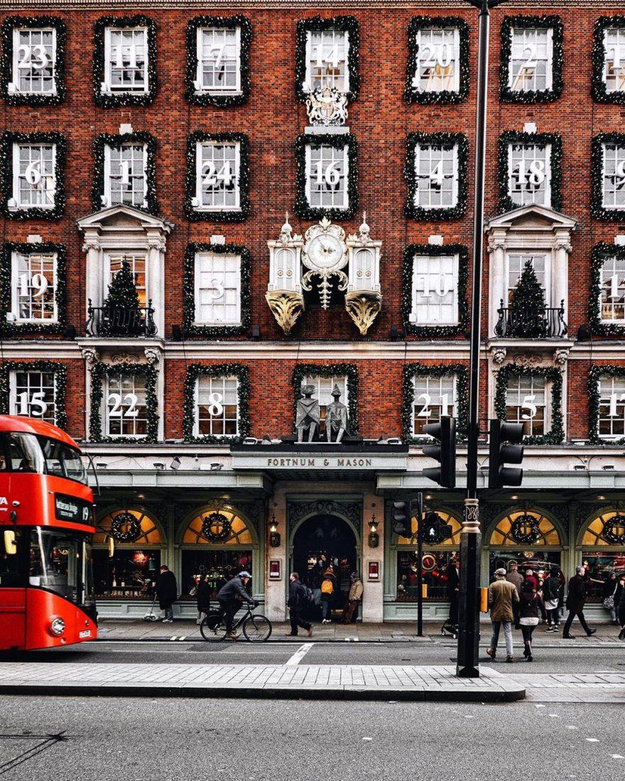 英倫街頭的小資風情 倫敦游客的街頭日記