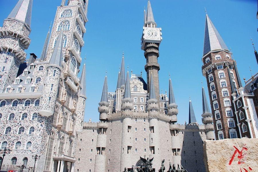 大學成婚紗照拍攝地?不出國就可get歐式城堡風!