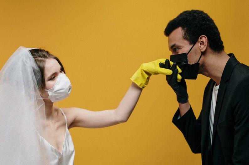 疫情之后,第一場婚禮是這樣的!