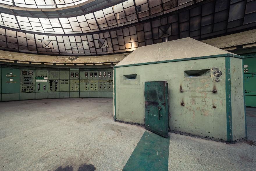 昔日的能源枢纽 废弃发电站已成观光景点