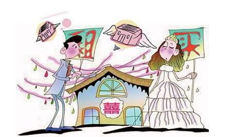 1.5億網友圍觀熱議:你接受租房結婚嗎?
