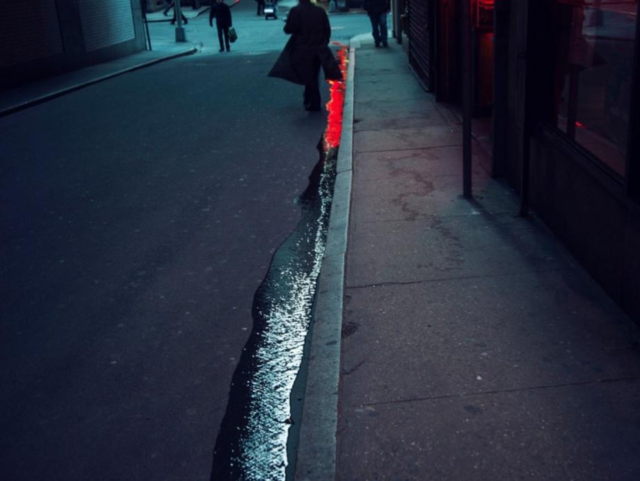 浓烈的色彩 Christopher Anderson的摄影