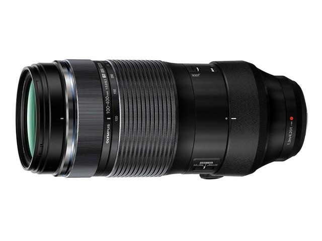 奧林巴斯100-400mm全新鏡頭將于九月上市