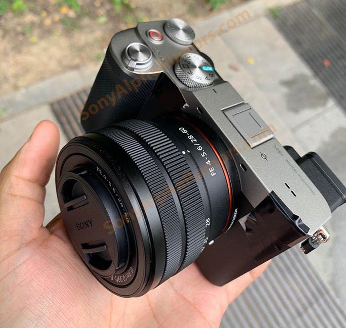 迷你Alpha 7III到来?索尼Alpha 7c相机价格出炉