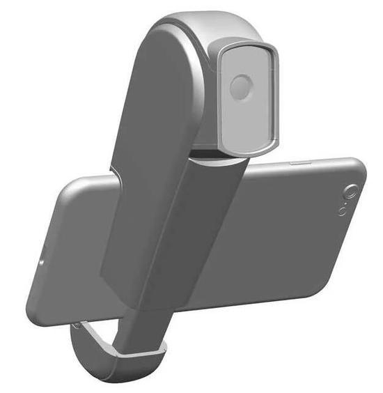 佳能為智能手機設計長焦