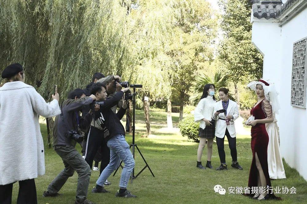 """第五屆""""黃鶴樓杯""""安徽省攝影行業職業技能競賽決賽在肥舉辦"""