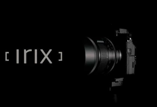 Irix中畫幅鏡頭更多信息