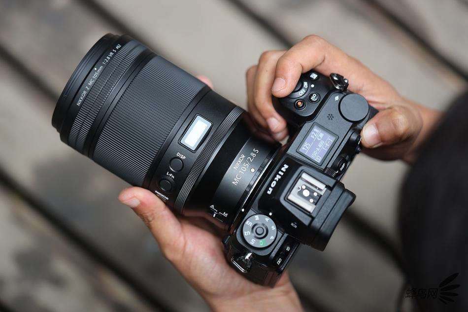 Z系统的专用微距头 尼克尔Z MC 105mm f/2.8外观实拍图赏