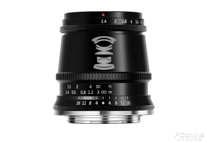 铭匠发布APS-C的17mmF1.4头