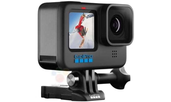 第十代GoPro外觀曝光!你還喜歡運動相機嗎