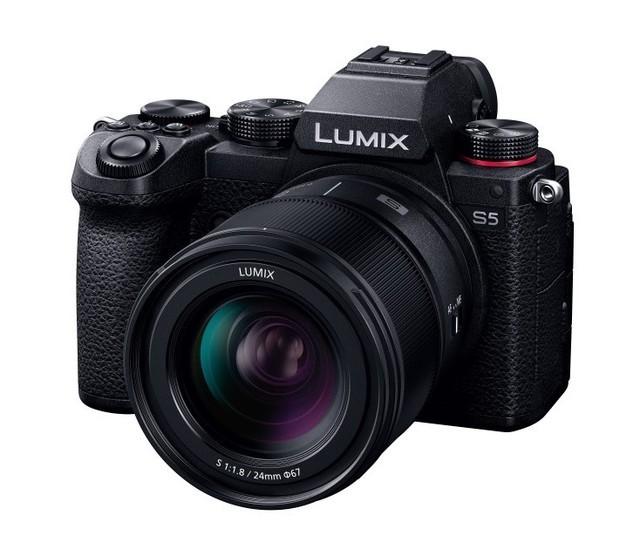 諜照 松下LUMIX S 24mm F1.8鏡頭曝光