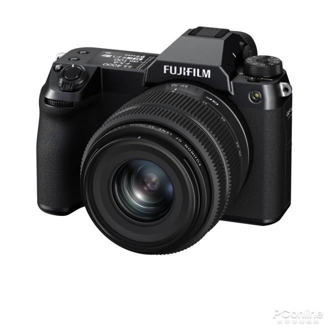 富士膠片發布新款無反中畫幅數碼相機GFX 50SII