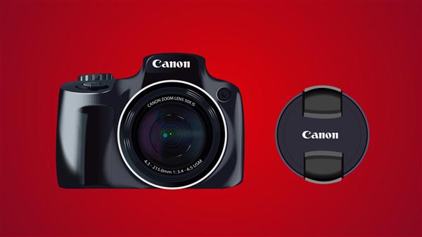 佳能EOS R5s曝光:最高像素全画幅相机、超索尼6100万