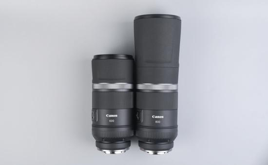 佳能RF800mm F11 IS STM及RF600mm F11 IS STM试用