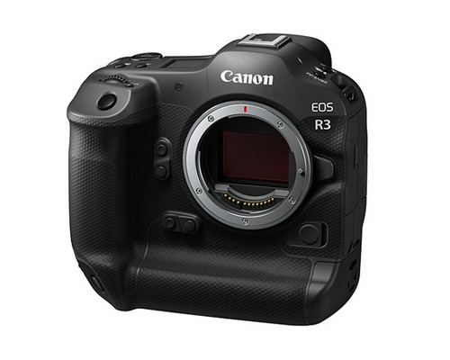奥运会照片编辑确认EOS R3为2400万像素