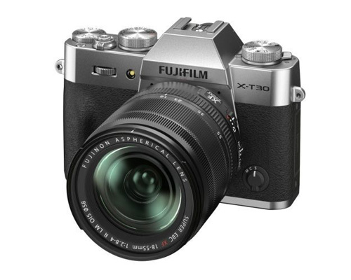 細節提升!富士膠片推出新品FUJIFILM X-T30 II