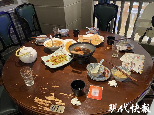 浪费严重:婚宴等宴席,有时一桌浪费约40%
