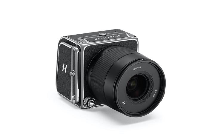 哈苏宣布推出907X 50C中画幅相机新品
